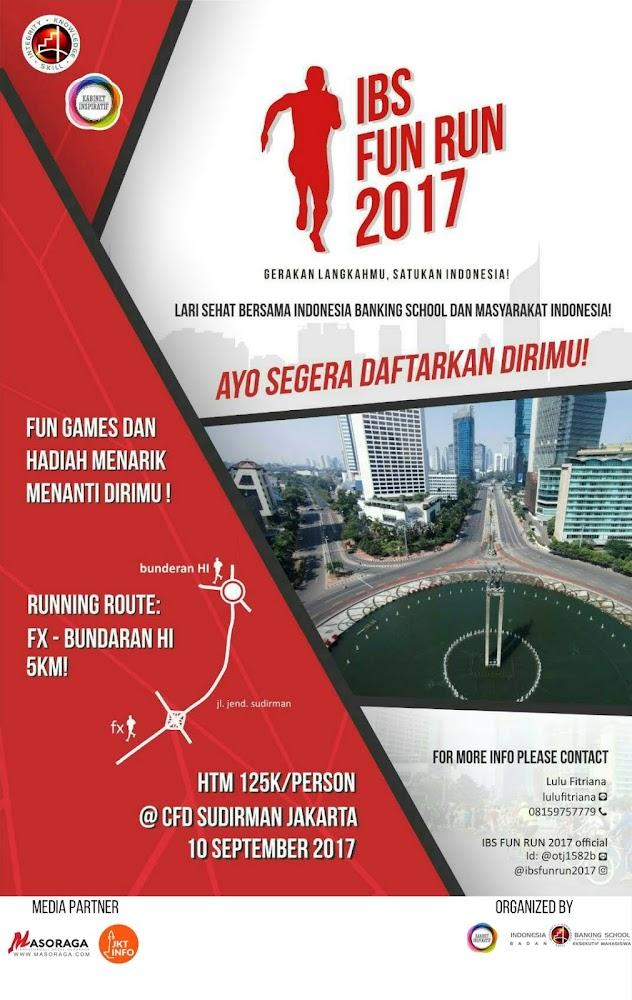 IBS Fun Run • 2017