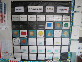 Picture of the calendar