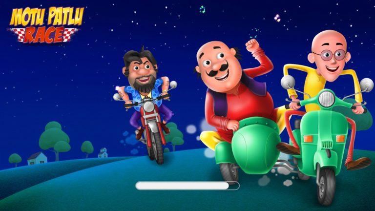 Hindi Cartoon Motu Patlu Full HD Images