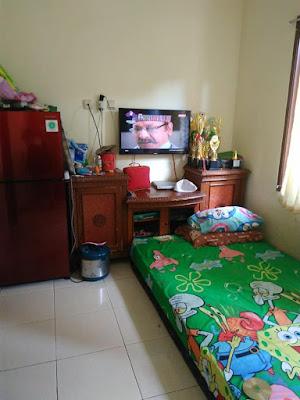 Gambar kamar Rumah KPR Sawangan Depok 2019