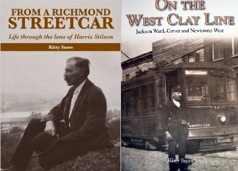 Books on Harris H. Stilson and his photography of Richmond. Click on the image to learn more .