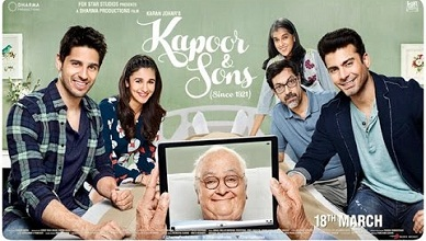 Kapoor & Sons Full Movie