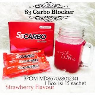 S3 CARBO Blocker Pelangsing