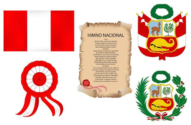Símbolos Patrios de Perú