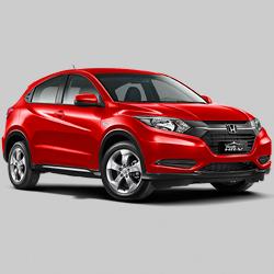 Fitur Mobil Honda HRV, Spesifikasi Honda HRV, HRV Warna Merah