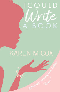 Book cover: I Could Write a Book by Karen M Cox