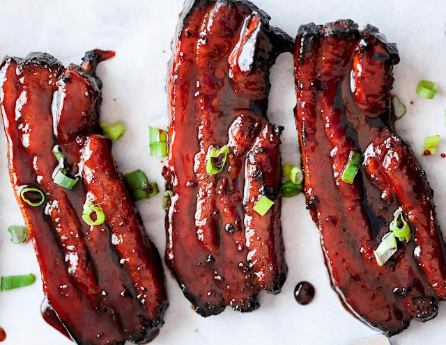 The BEST Five Spice Pork Spare Ribs