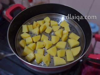 kukus kentang
