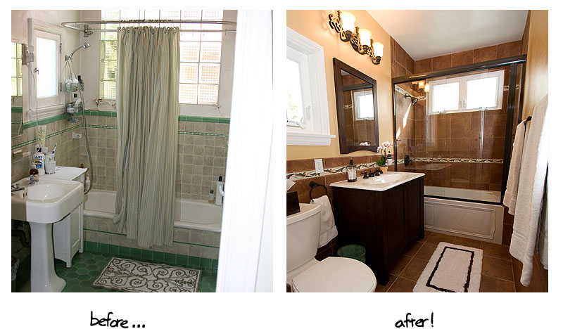 Alejandra Creatini: Amazing Before and After Bathroom ...