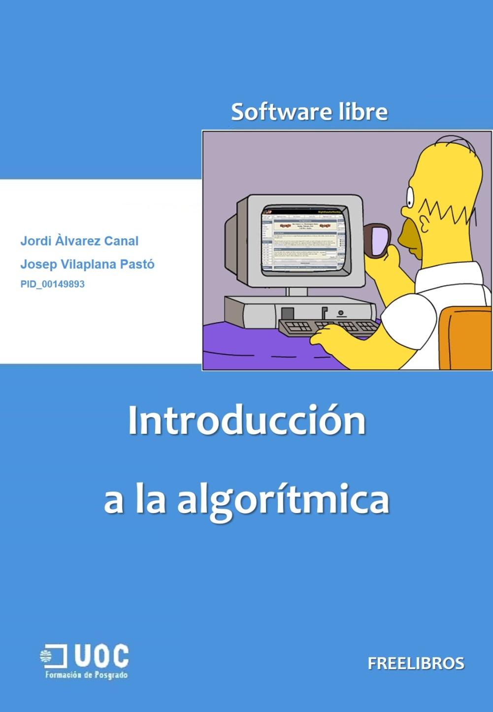 Introducción a la algorítmica – UOC
