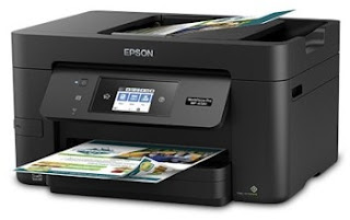 Epson WorkForce Pro WF-4720 Driver Download For Windows and Mac OS