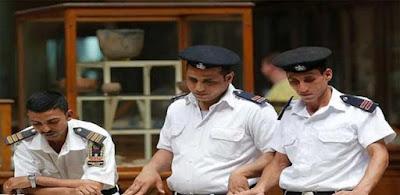 القبض على ١٥ أمين شرطة بشرم الشيخ