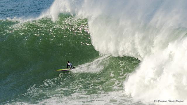 Punta Galea Challenge,  big wave por El Guisante Verde Project
