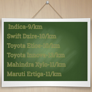 Car Rental Fare in Pune