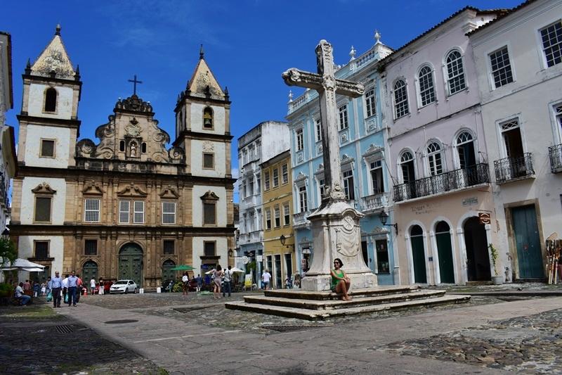 Igreja de São Francisco, a mais rica do Brasil