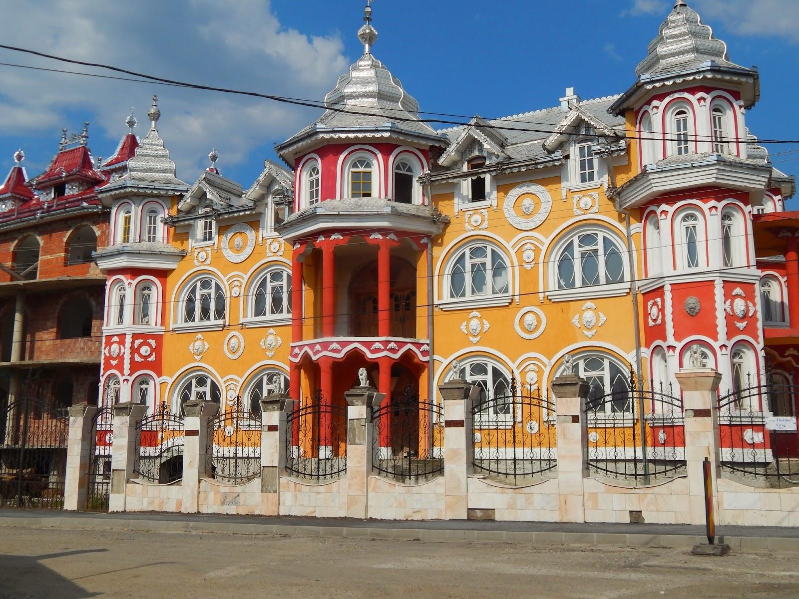 Domky v Rumunsku
