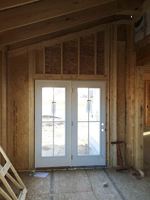 ryan homes patio door