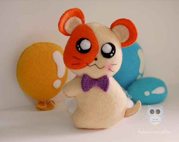 Cute Mouse Felt Doll Christmas ornaments, handmade,  เครื่องประดับ, ตกแต่ง ต้น คริสมาสต์  ปีใหม่  ตุ๊กตา หนู ผ้า สักหลาด น่ารัก