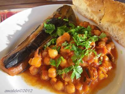 Oh so delicious if you like eggplant like me Maghmour (Lebanese Style Moussaka, Vegan) Recipe