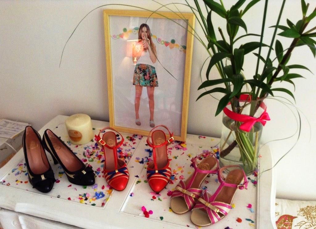 Los modelos varían como siempre entre las sandalias y ballerinas con ...