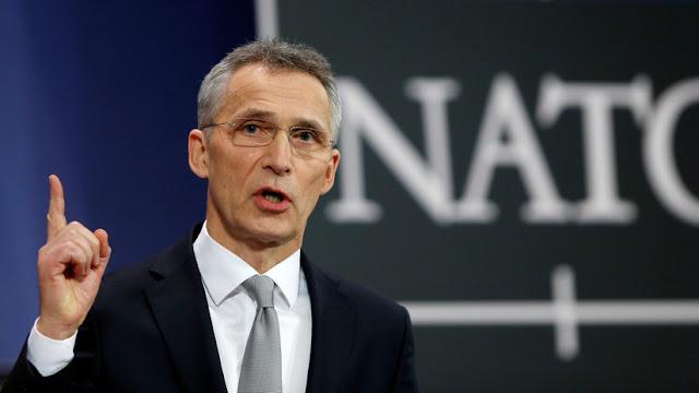 La OTAN expulsa a siete miembros de la misión rusa en la Alianza por el caso Skripal