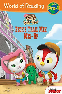 Sheriff Callie's Wild West Peck's Trail Mix Mix-Up