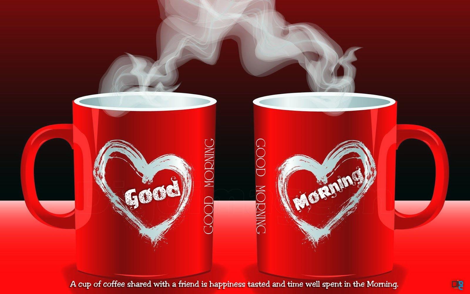 Good Morning Coffee Pics: HD Wallpapers Desktop: Good Morning Wallpapers