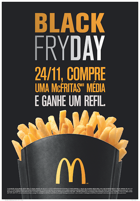 Blackdriday mcdonalds