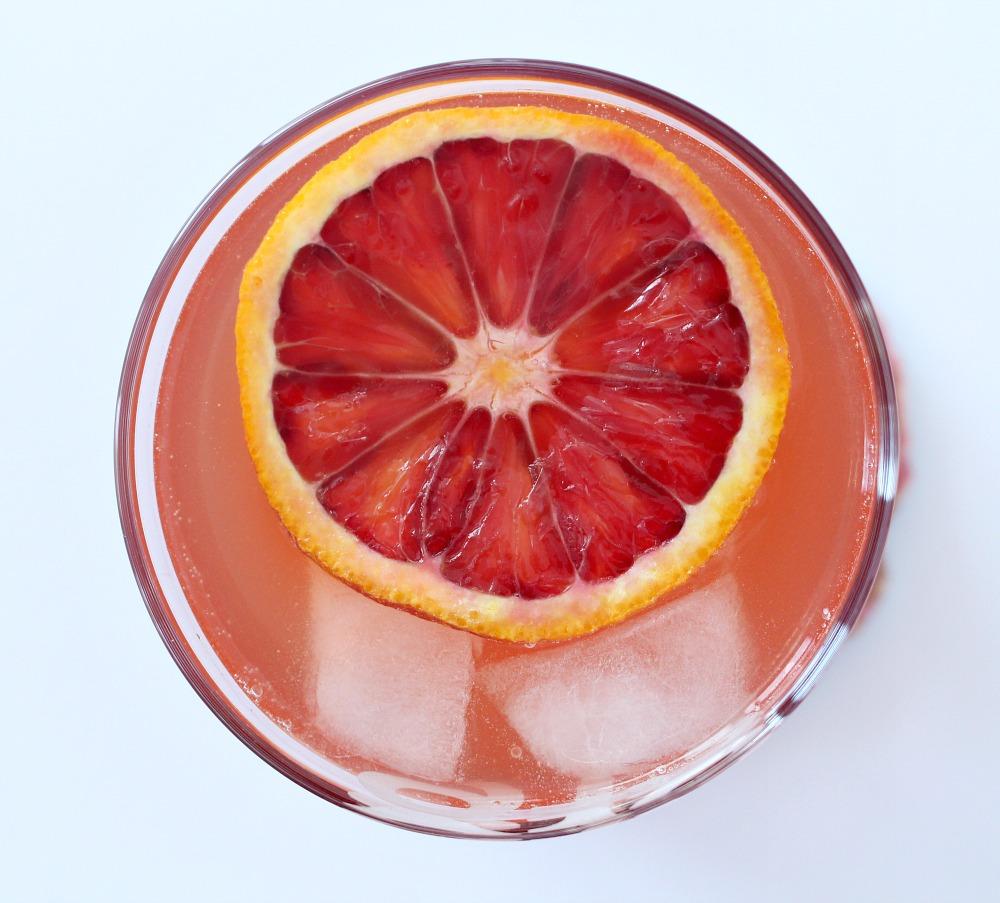 Easy Blood Orange Drink