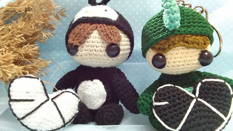 Amigurumi Baby : Free amigurumi patterns to melt your heart