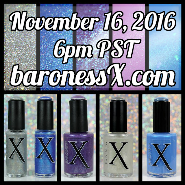 Baroness X Monthly Mystical Mysteries • Fan Favorites for 2016