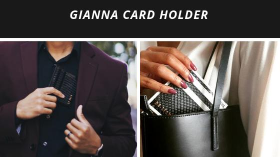 Gianna card holder