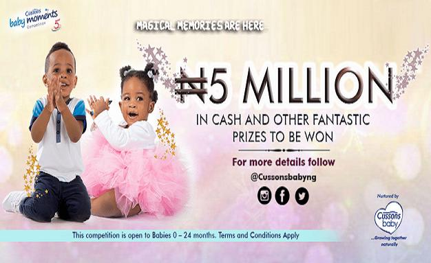Cussons Baby Moment Competition Season 5 #CBM5 Entries