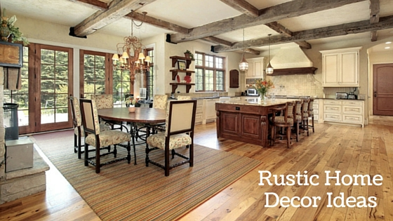 Stunning Rustic Decorating Ideas