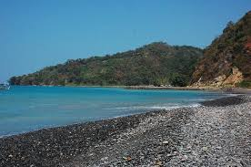 Pantai Cibongkok Suka Bumi