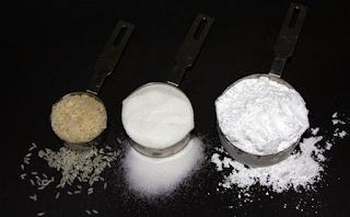 """Τα τρία """"λευκά δηλητήρια"""" στην διατροφή σας."""