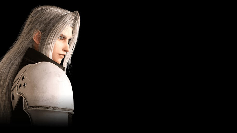 Sephiroth, FF7 Remake, 4K, #3.2118