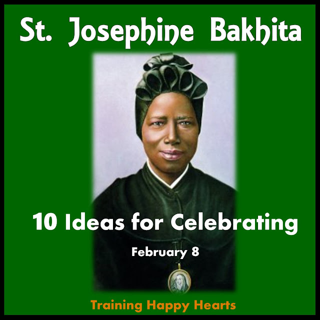 Saints for Kids St. Josephine Bakhita