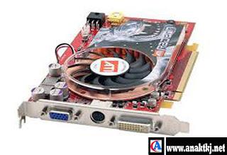 Pengertian, Jenis-jenis Dan Fungsi VGA Card