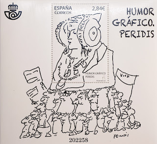 HUMOR GRÁFICO PERIDIS