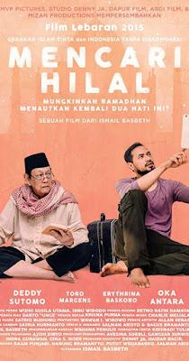 Film Mencari Hilal (2015)
