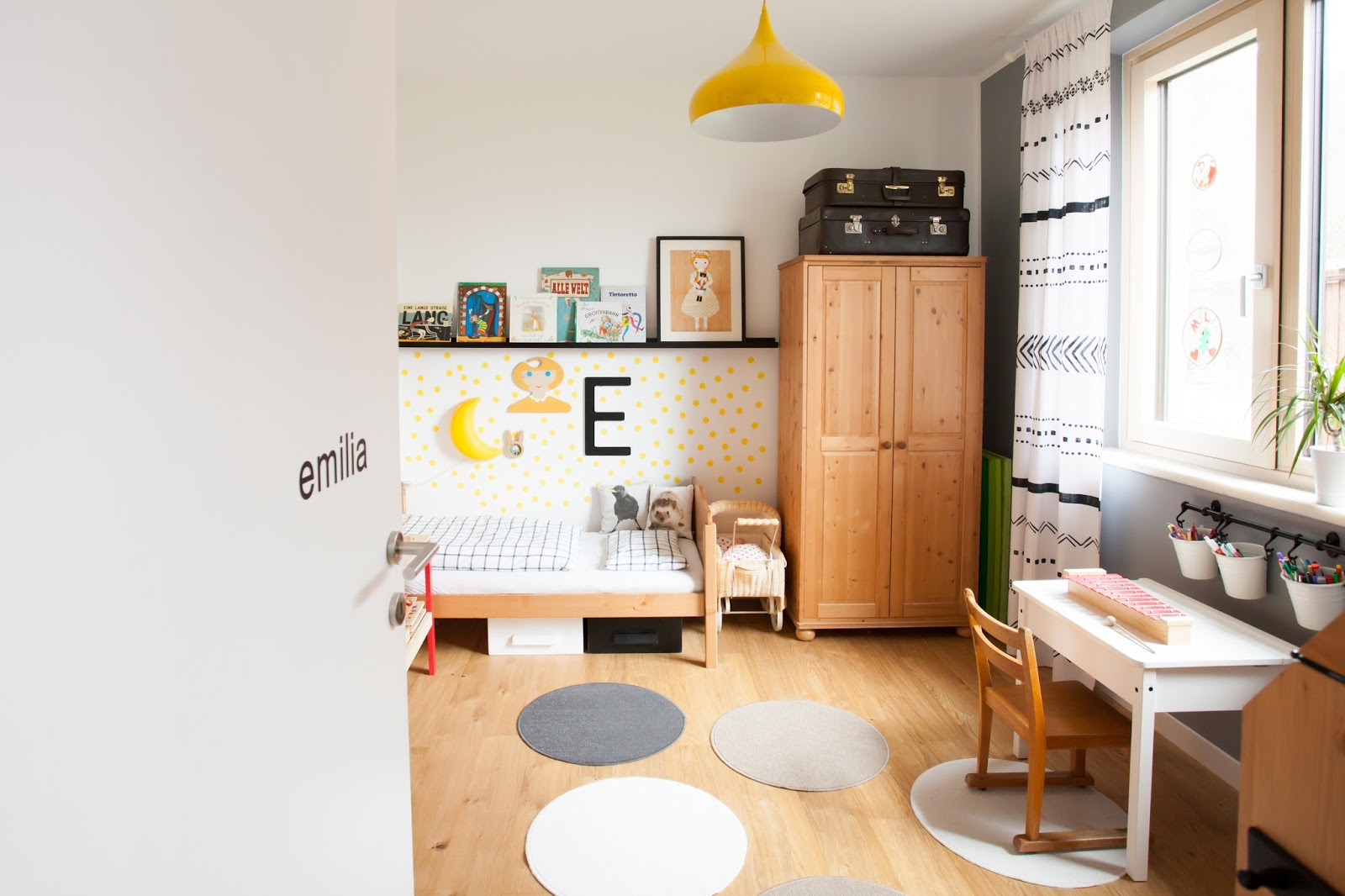 Verzauberkunst Minimalistisch Wohnen Vorher Nachher Das Beste Von With Wohn:projekt Der Mama Tochter Design Für