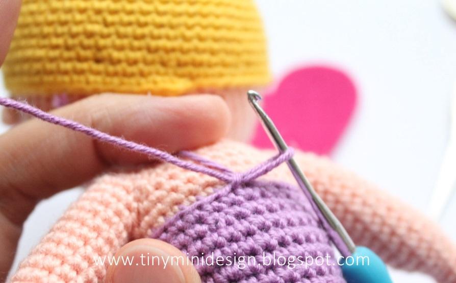 Organik Balerin Kız Bebek Amigurumi Örgü Oyuncakları - n11.com | 554x894