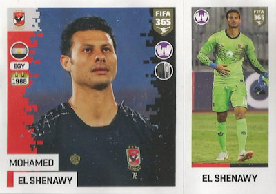 a3d1bc0ca03 FIFA 365 2019 - The Golden World of Football Panini 446 468 stickers