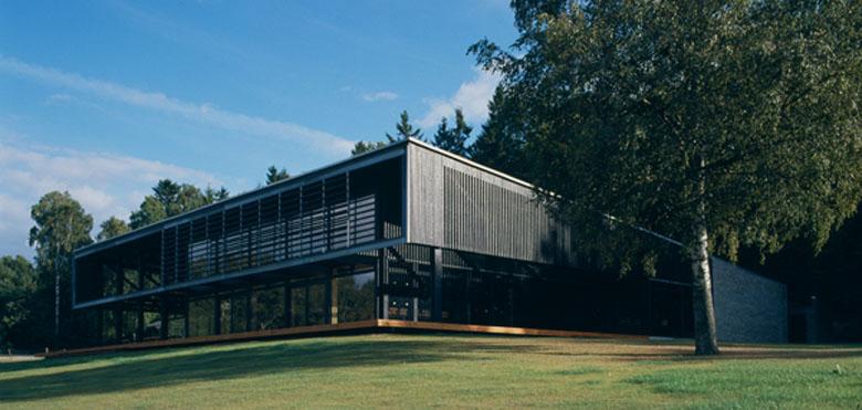 -Woodblog: Byggeprojekt: Nyt hus med træbeklædning