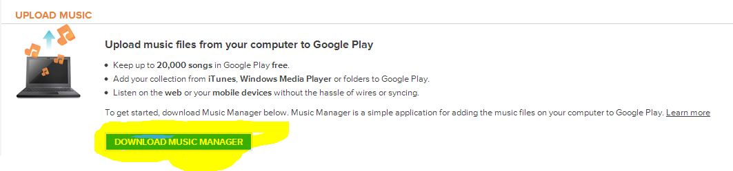 How to use Google Music in Canada ~ Android Coliseum