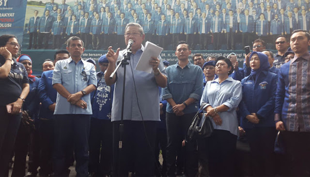 'Perang' SBY Dalam Menegakkan Keadilan