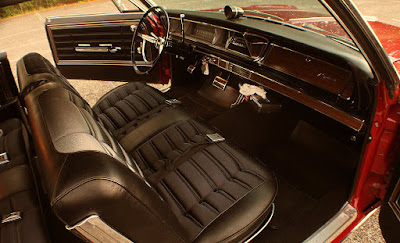 1966 Chevrolet Caprice Coupe Interior Dashboard