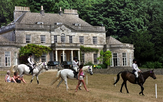 The Private Residences Of The British Royals