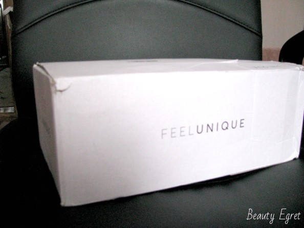 заказ с сайта feelunique.com 2017